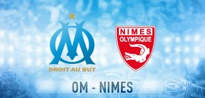 Football Olympique De Marseille Vs Nimes Olympique Bgevents
