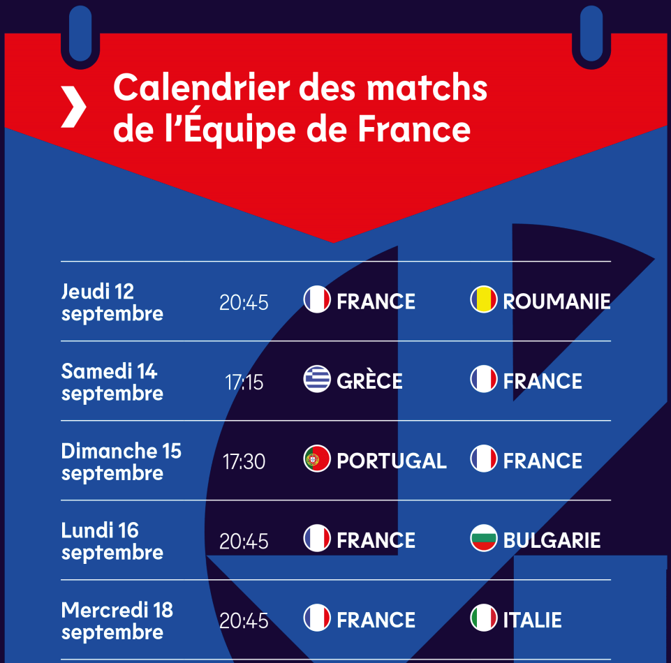 Calendrier France Euro.Euro Volley 2019 Bgevents